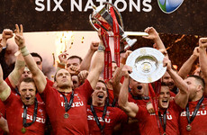 Grand Slam winners Wales dominate Six Nations Player of the Championship shortlist