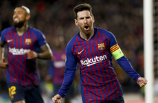Lionel Messi scores sensational hat-trick to send Barcelona 10 points clear in La Liga