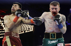 Paddy Barnes will 'probably retire' after suffering shock defeat in US debut war
