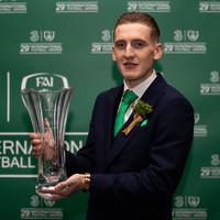 'It was literally hanging off' - Irish striker Curtis details freak finger injury