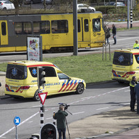 Suspect arrested after three people killed in shooting in Dutch city of Utrecht