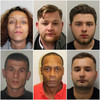 Police to display photos of wanted people on vans around London