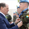 Defence Forces personnel recognised for their role in south Lebanon at special ceremony