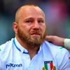Cruel injury blow puts Ghiraldini's World Cup in doubt