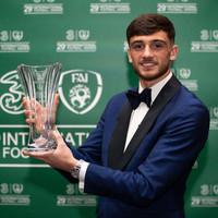 Spurs striker Parrott out of Ireland's U21 European Championship qualifier