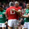 Schmidt's Ireland drop below Wales in latest World Rugby rankings
