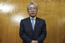 Japan's Olympic Committee chief to step down amid corruption probe