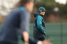 Six Nations wash-out shows human side of Schmidt