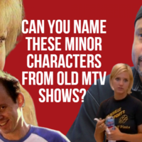 Can You Name These Minor Characters From Old MTV Shows?