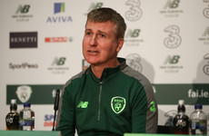Stephen Kenny promises 'very positive' approach ahead of qualifier debut with Irish U21s