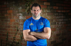 McFadden focused on leaving injury woes behind him to kick on for Leinster