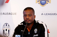 PSG condemn Patrice Evra over 'homophobic insults'