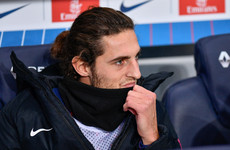Adrien Rabiot 'held hostage' by PSG, claims mother