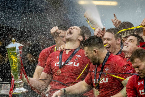 Wales: open their Grand Slam defence against the Italians.