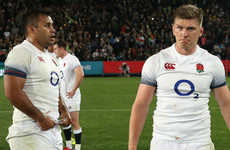 'One bad half and now everyone's questioning' - Vunipola defends captain Farrell