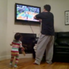 VIDEO: why you shouldn't watch sports with your kid