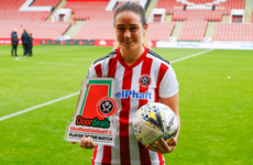 Sheffield United terminate striker's contract after she's banned for racial abuse