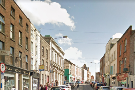 St Laurence Street in Drogheda, Louth