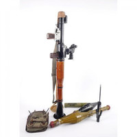 'It's part of history': Auctioneer defends decision to sell deactivated rocket launcher