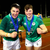 Van Graan sees bright future for Grand Slam-winners, but won't rush them into action