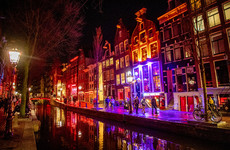 Amsterdam to ban guided tours through Red Light District from next year