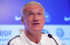 'It's after success that we make the biggest bulls**t mistakes' - Didier Deschamps