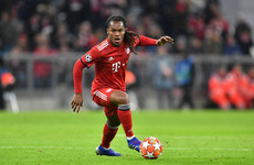 3 years on from record-breaking €35 million move, Renato Sanches 'not happy' at Bayern