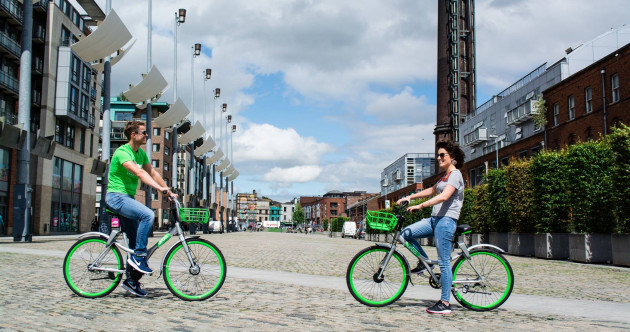 After Urbo never launched any bikes, Dublin City Council will re-advertise its licence