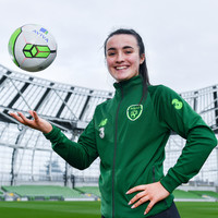'He told me that I was Ireland captain and then the Debs went out the window!'