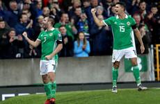 McGinn gets Northern Ireland off to winning start in Euro 2020 qualifiers