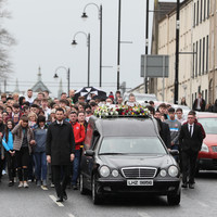 'He lit up a room when he entered': Teenagers who died at Tyrone disco laid to rest