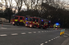 Seven Dublin Bus routes diverted as road closed after two seriously injured in Drumcondra crash