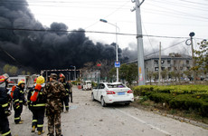 Major explosion at chemical plant kills 47, injures 600 in eastern China
