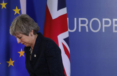 May faces uphill battle to get support for Brexit deal, as Ireland insists there won't be a hard border