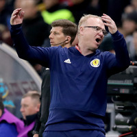 McLeish won't quit after 'horrible' Scotland humiliation in Kazakhstan