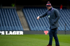 O'Connell set to end stint as forwards coach with Stade Francais