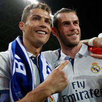 'The media hype up these problems which were never there' - Bale rubbishes Ronaldo rift rumours