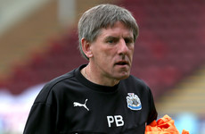 Peter Beardsley charged with three counts of racism by the FA