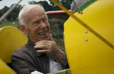 How this 80-something Cavan bachelor's wish to fly became a film about family and community