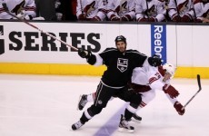 NHL: LA Kings one win from Stanley Cup final