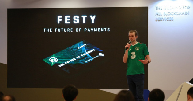 Ticketing startup Festy is working with a Korean internet giant on new blockchain services