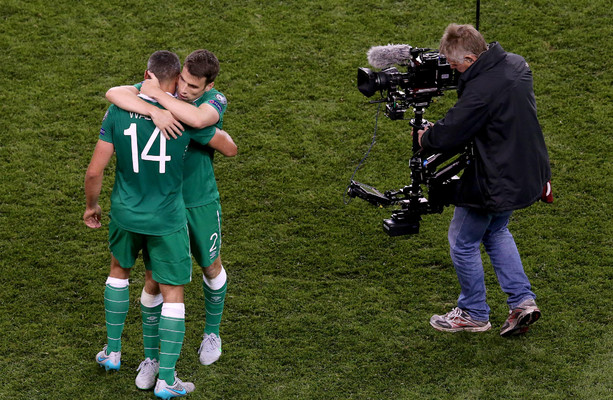 'Every time he has played for his country he has been an inspiration to all of us'