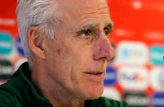Mick McCarthy reveals work to improve attack as Ireland bid to finally leave 2018 behind