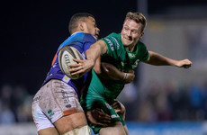 Jack Carty emerges from the bench to help steer Connacht to victory against Benetton