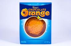 Batch of Terry's Chocolate Orange recalled due to presence of undeclared hazelnut