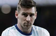 Lionel Messi's long-awaited international return ends in shock defeat to Venezuela