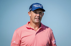 Mixed round for Harrington in Malaysia while Spaniard Elvira holds narrow lead