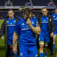 'We stuck in there well, guys fought and defended bravely, but the pressure told in the end'