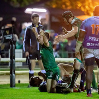 Jack Carty's late try could be a pivotal score in Connacht's play-off push