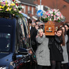 Funeral takes place for Ruth Maguire who went missing during hen party last weekend